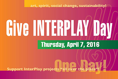 give interplay day